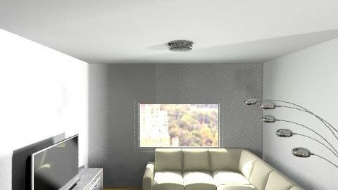 Sala V2 - Classic - Living room - by SuperRigoni