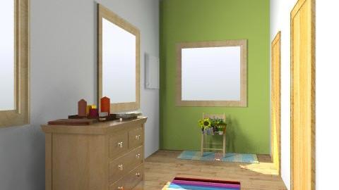 Corridoio2piano  - Minimal - Hallway - by jules_