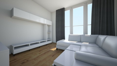 fdf - Living room - by Kamila Walker