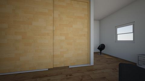 room - Bedroom - by Sierra H