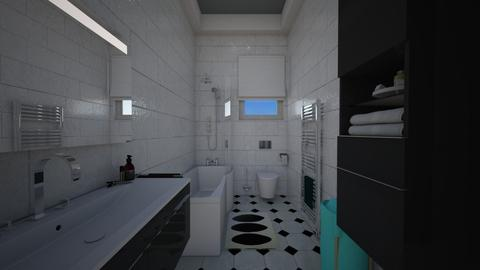 starting family  BATHROOM - by Conchy