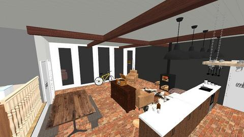 7022 Clairborne As Is - Living room - by cbanders