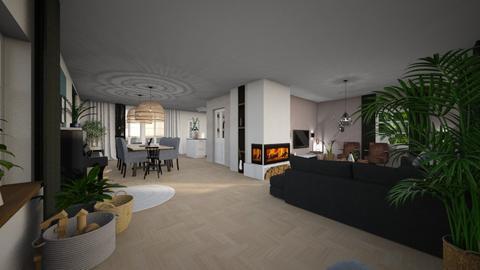Cornelissen331ffffefe - Living room - by Gwenda van Maaren