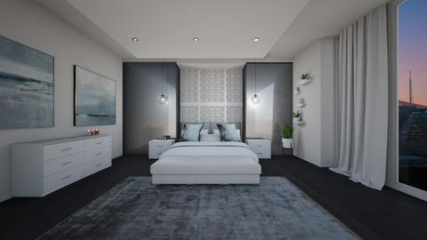 bed 3 - Bedroom - by fatimahasna