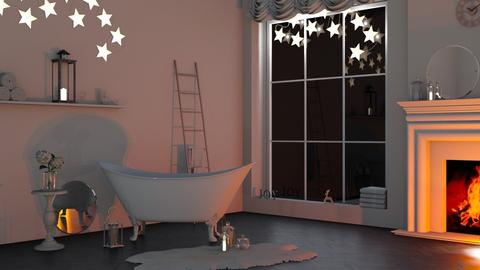 Christmas - Bathroom - by ArtHousedeco