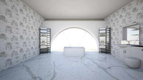 San Francisco  - Bathroom - by Thigpen