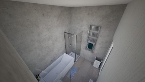 bathroom - by anes_stefabo