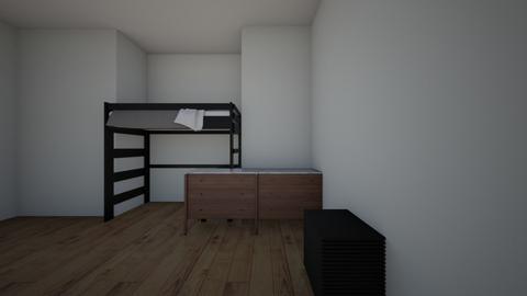 bedroom - by josbus9399