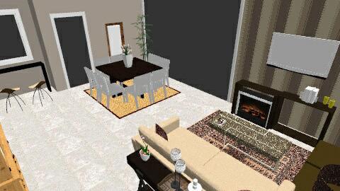 Sala Rejane - Living room - by Carolina Macedo