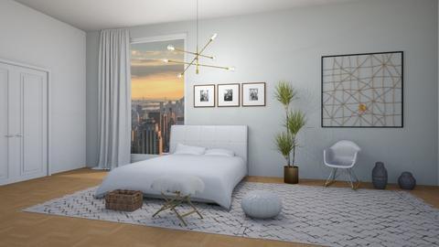 Neutrals - Bedroom - by LaughingDonut
