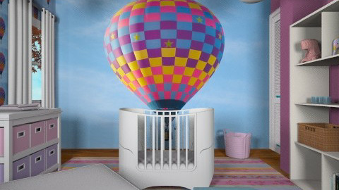 Baby Up - Modern - Kids room - by channing4