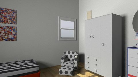 Boy kids room  - by Eline0609