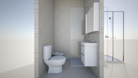 bagno mansarda 1 - by luciana pontiglione