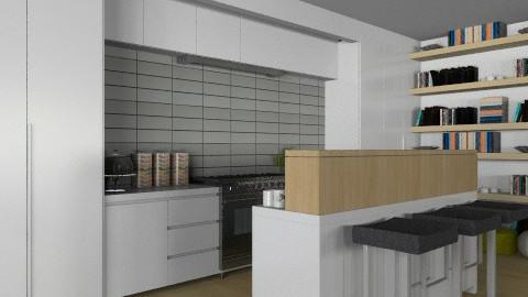 Kitchen Renovation - Modern - Kitchen - by Carliam