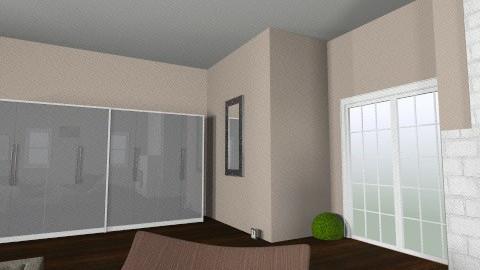 Bedroom - Modern - Bedroom - by Paulettee