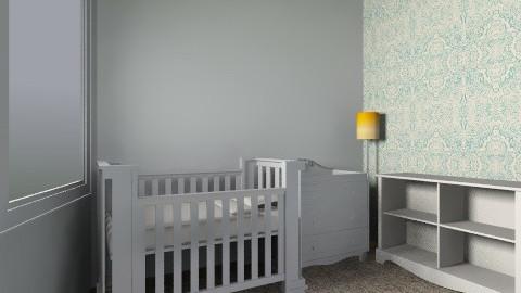NYC Baby 2 - Eclectic - Kids room - by zengrl