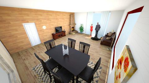 zori1 - Living room - by mitevaz