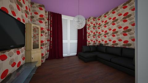 kambarys 2 - Living room - by Eva1001002