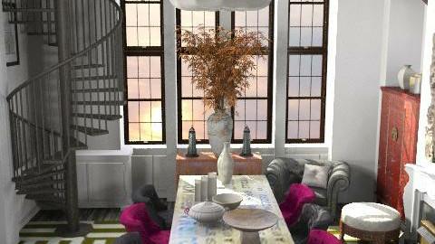woof - Rustic - Living room - by naki1
