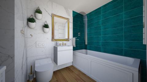 Lazienka 6 - Bathroom - by saveta