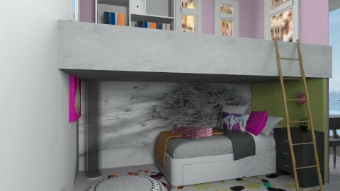 Modern Italy  - Modern - Bedroom - by natalie_biggane145