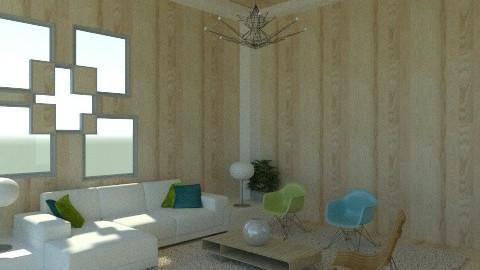 ee - Minimal - Living room - by Cejovic Andrijana