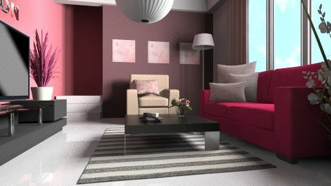 Rose - Modern - Living room - by Emsia