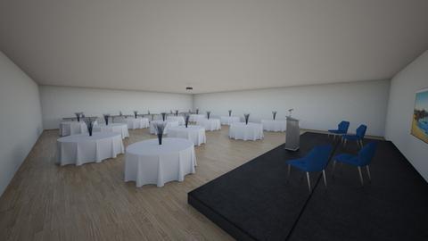 IBOSS event - Minimal - Office - by sammisaam