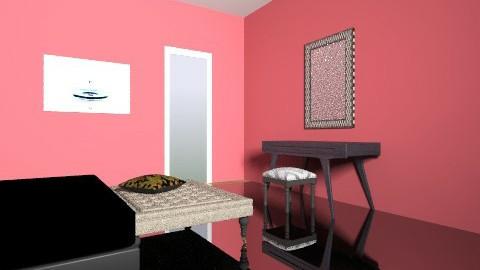 redroom3 - Bedroom - by mslmkus