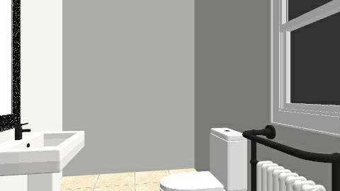 Mom Bath 2 - Vintage - Bathroom - by kwreiter