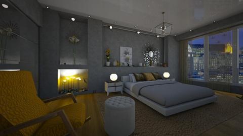 hyt - Bedroom - by Maria Helena_215