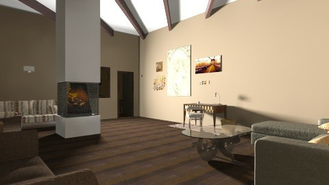 cozy living - Minimal - Living room - by xcgirl