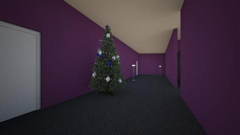 Hallway 2 - by CharlieRios