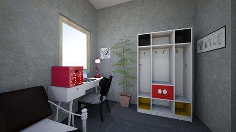 3a - Kids room - by kinia21