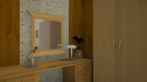 A Bedroom F - by saniya123