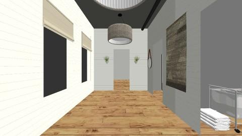 restoration home hallway - Minimal - by DMLights-user-1535782