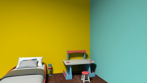 parth design 1 - Classic - Kids room - by stonner0
