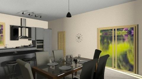 Kitchen  - Classic - Kitchen - by AoifeK