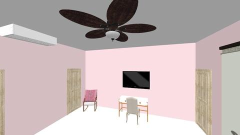 cris - Bedroom - by cristina_cfr