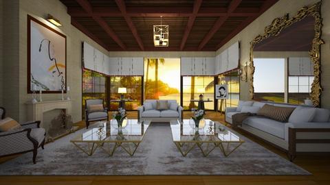 Jennifer Lynn Lopez - Classic - Living room - by Elenn
