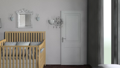 babuu - Minimal - Kids room - by nataliaMSG