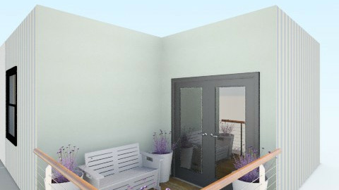 rfrtr - Living room - by CaylaSMendes