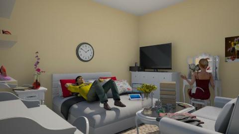 bedroom - Bedroom - by bora jegeni