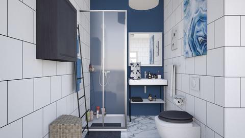 Tiny bathroom - Bathroom - by Ritix