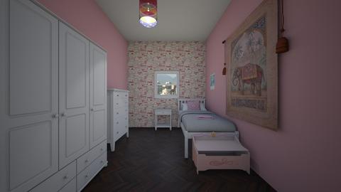 marcs childhood house - Living room - by PAULA avila