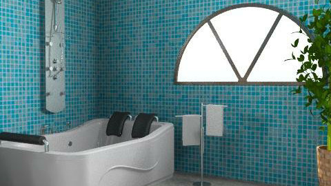 Spa Urbano - Eclectic - Bathroom - by sacerdote