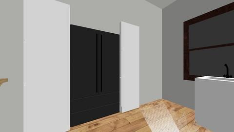 New Kitchen - Kitchen - by AMDesign