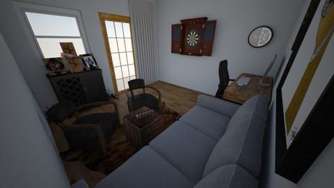 Tuinhuisje 2 - Rustic - Bedroom - by rubenvegte1392