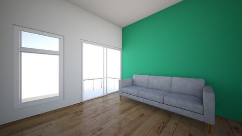 Bilik - Living room - by iyliaharis