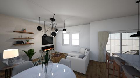nh - Living room - by ooo123